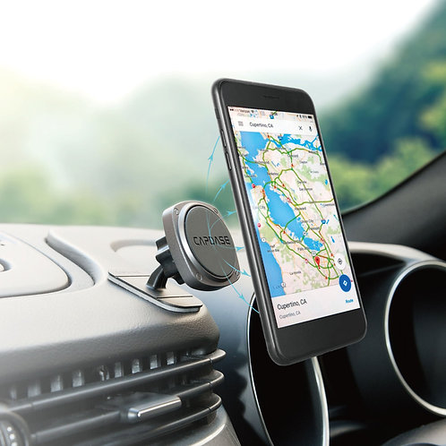 Capdase Squarer Magnetic Car Mount Mini Tack for Dashboard
