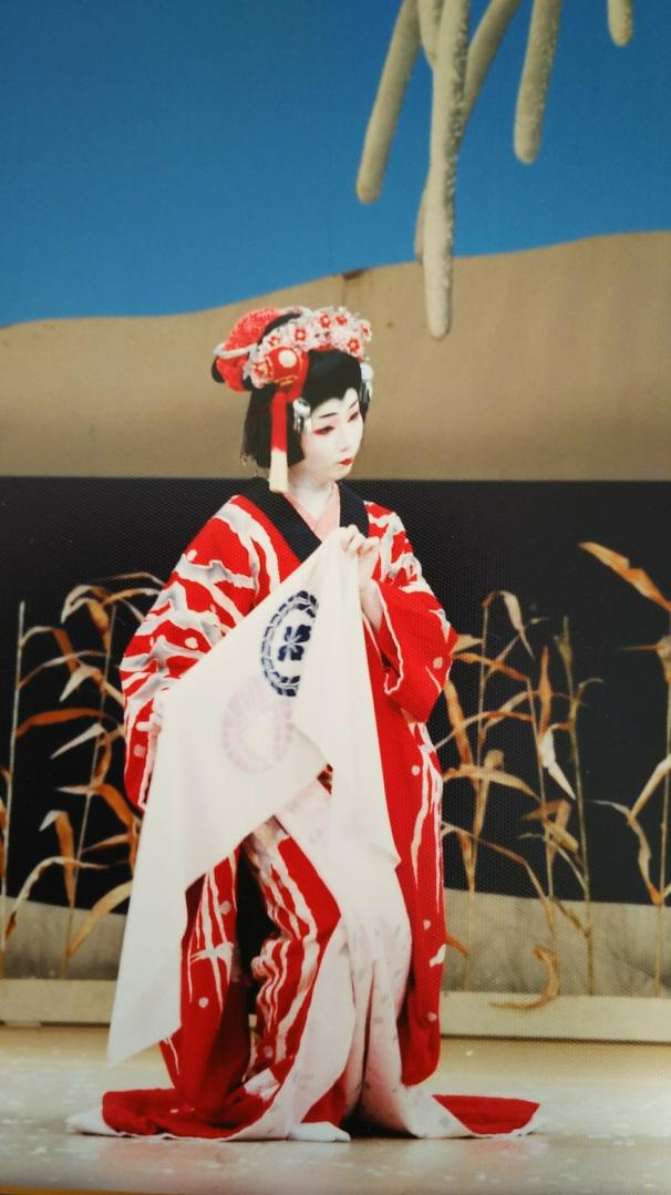 松本享子 舞台写真より