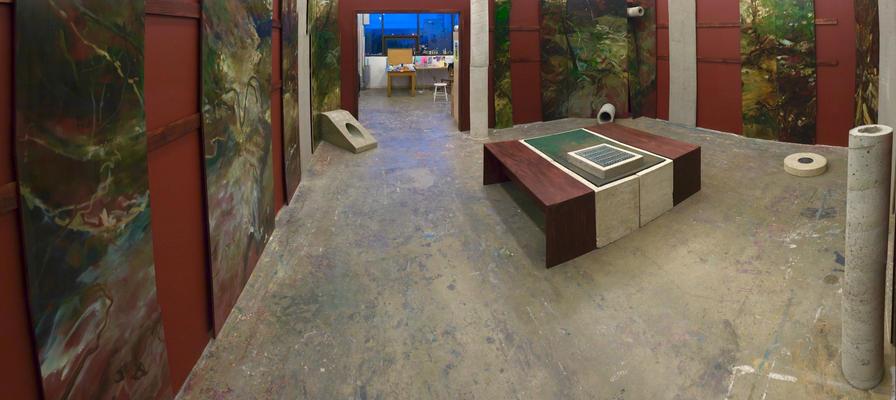 Anthropic Creek Habitat (installation)