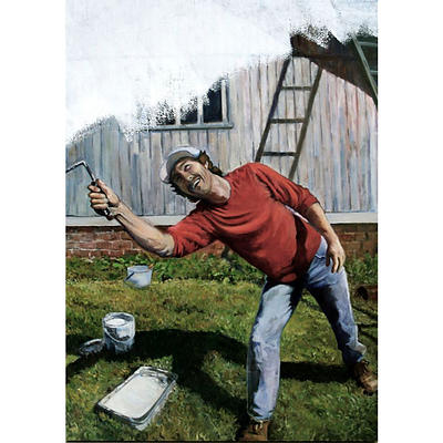 Portrait of the Painter as an Artist