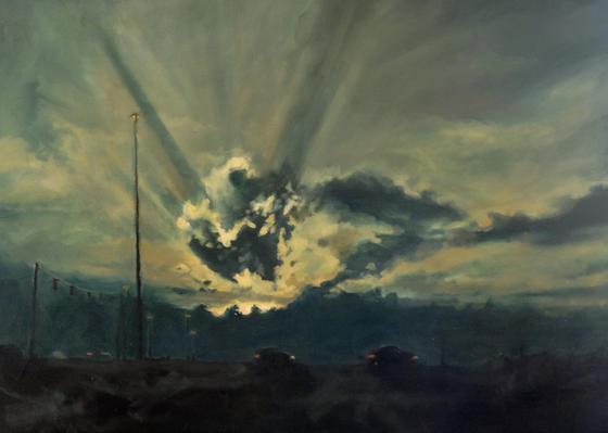 Motion Sunset V
