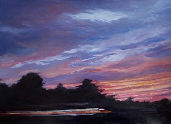 Motion Sunset II