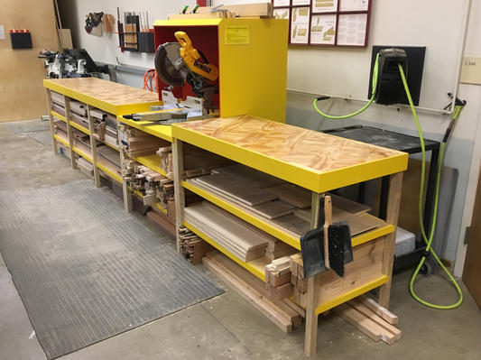 Custom Miter Table