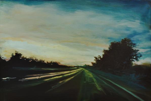 Motion Sunset IV