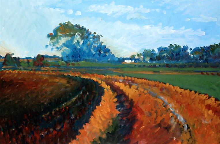 Curving Field I
