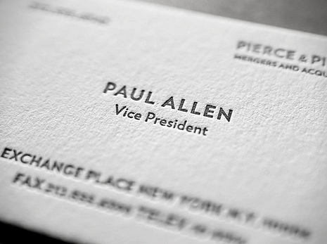 5 Absolute Must-Haves for your Business Card
