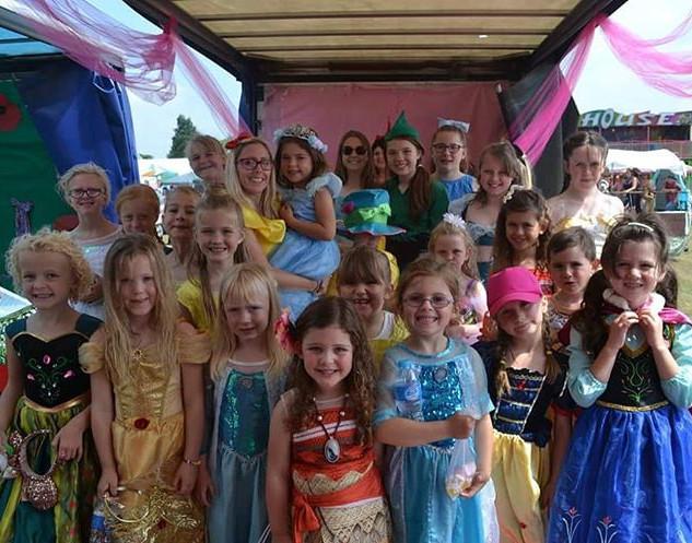 Newton Carnival July 2018