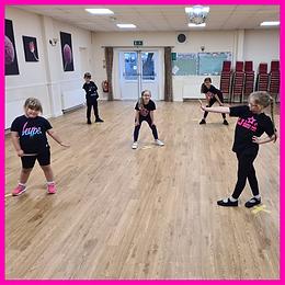 childrens street dance classes