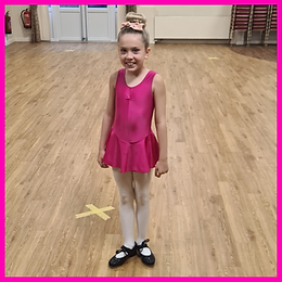 ballet and tap classes