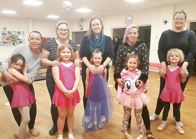 Parent Dance Week