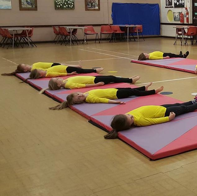 Junior Gymnastics