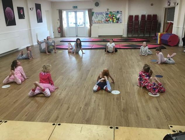 Primary Acrobatic Arts