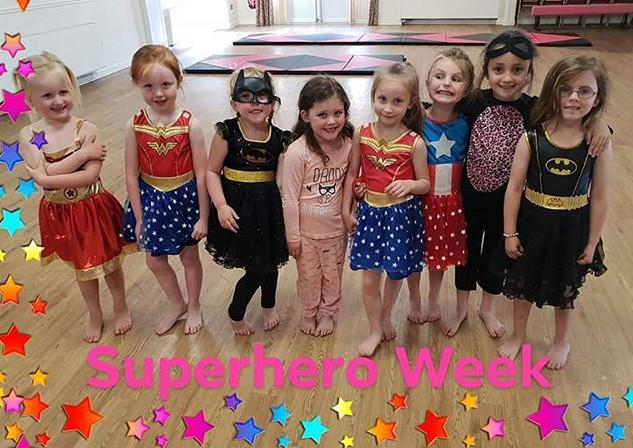 Superhero Week