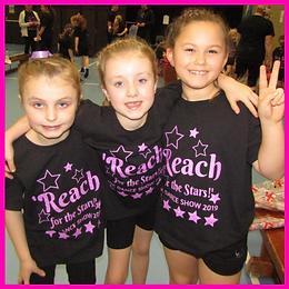 children's dance classes in tibshelf