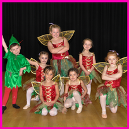 childrens ballet class in tibshelf
