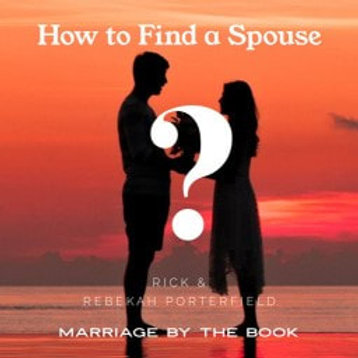 How To Find A Spouse