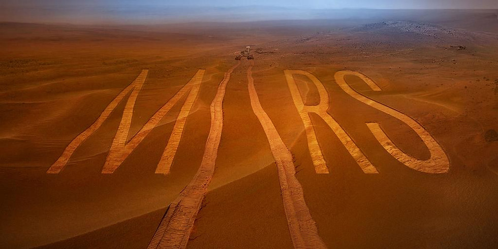 Expedition to Mars (1)