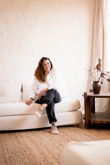 Artisan d'art - tapissière d'ameublement - Pauline Clotail
