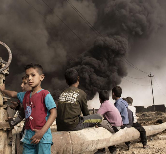 ISIS, TOMORROW. THE LOST SOULS OF MOSUL