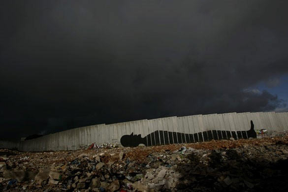 The West Bank Wall Could be a World Heritage Site