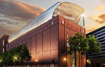 Bible Museum, 'Falls Foul of' the Tenth