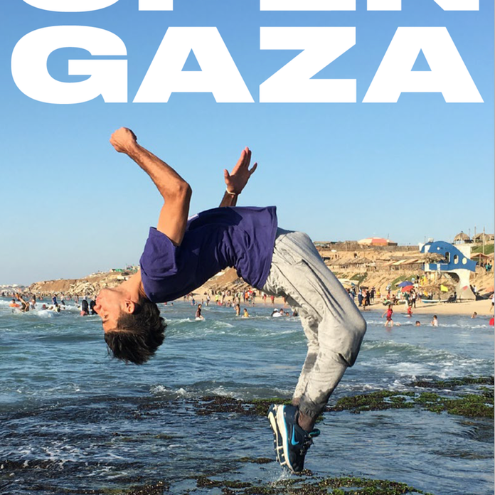 Publication: Open Gaza
