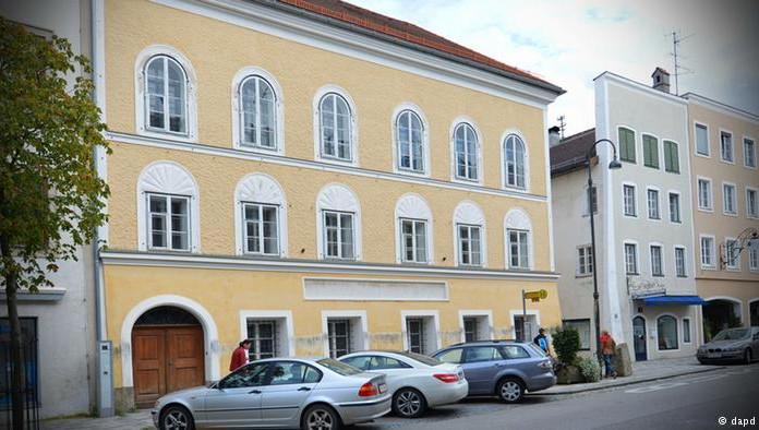 Peacebuilding & Hitler's Birthplace
