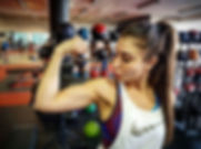 Client _gee_gee_gittany taking a moment to appreciate her gains.jpg