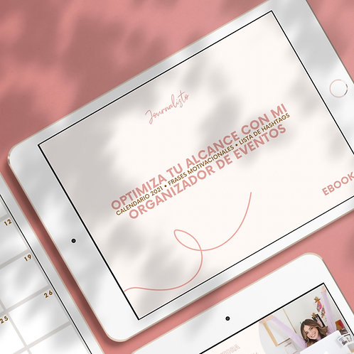 Ebook: Optimiza tu Alcance Con Mi Organizador De Eventos