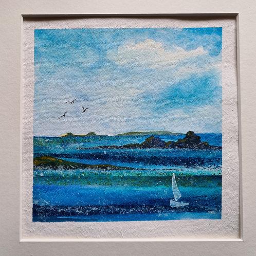Dreaming of Sailing