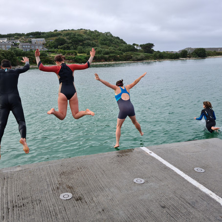 Quay Jumping