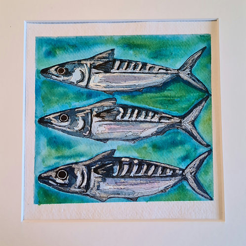 Three Little Fishes