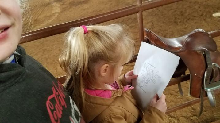 Saddle Instructions