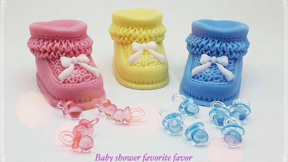 Baby Shower Booties