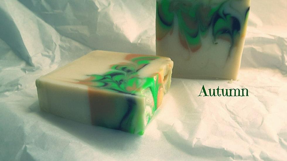 Autumn, Natural Soap for Men