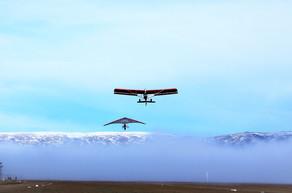 Skytrek Flying High Over Cromwell