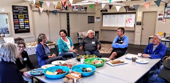 Volunteers lunch Repair Cafe.jpg