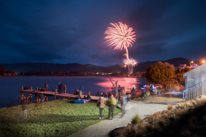 Street Party and Fireworks 2018 – A spectacular evening!