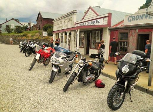 Bike Week at Bannockburn