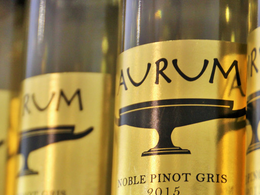 Making Wine the Aurum Way… Unique, Boutique and 100% Organic