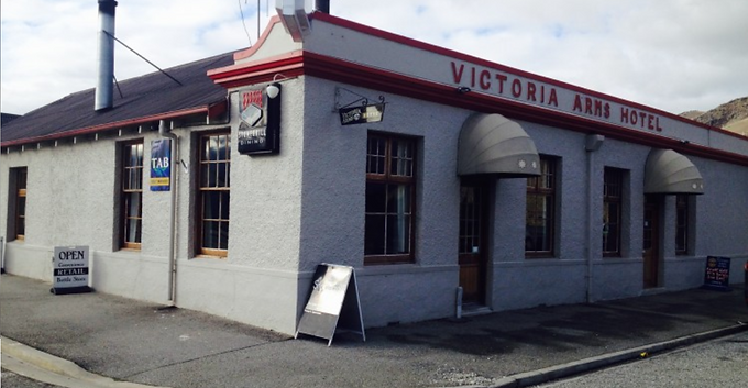 Victoria Arms Hotel