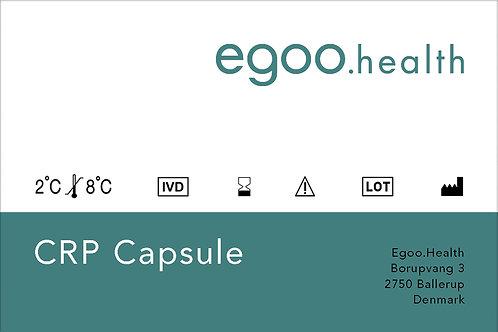 CRP Capsule (10 units + 1 control)