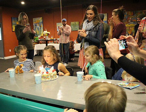 The Alley Bowling + BBQ kids birthday parties + events