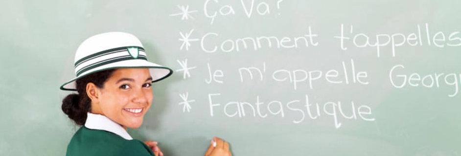 Tiếng Pháp mầm non