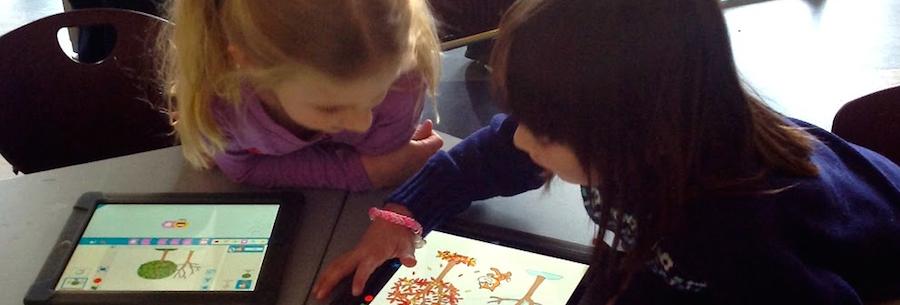 Khám phá công nghệ (3-6 tuổi)