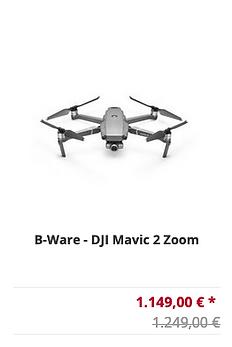 Rabattaktion DJI Mavic 2 Zoom Drohne kau