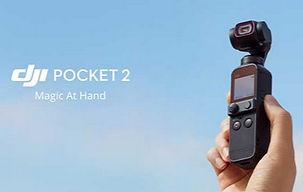 Der DJI Pocket 2 ist eine winzige Kamera im Taschenformat. Er ist extrem handlich und kompakt und perfekt geeignet, um deine unvergesslichsten Momente festzuhalten. Mit dem DJI Pocket 2 kannst du Bewegungen stabilisieren sowie scharfe Fotos und flüssige Videos aufnehmen. Er ist einfach magisch und jederzeit einsatzbereit.