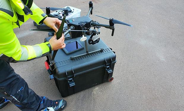 Drohnen Dienstleistungen SaarDrones