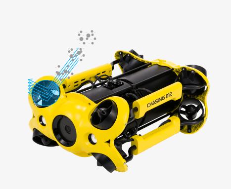 Anti Stuck Unterwasserdrohne