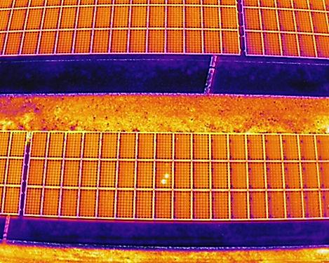 Thermografie per Drohne